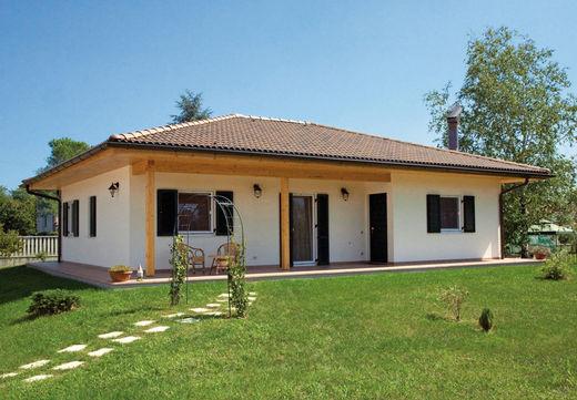 casa costruzione di case prefabbricate in muratura