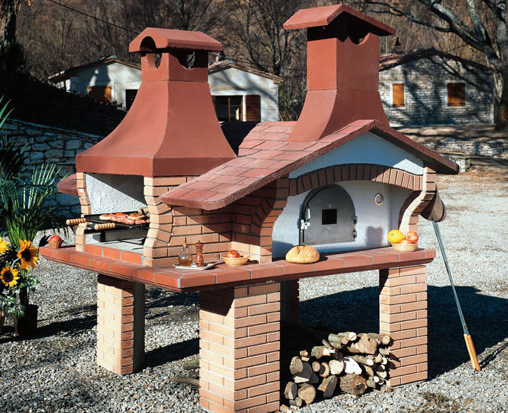 Casa dove collocare un forno da esterno - Forni elettrici da esterno ...