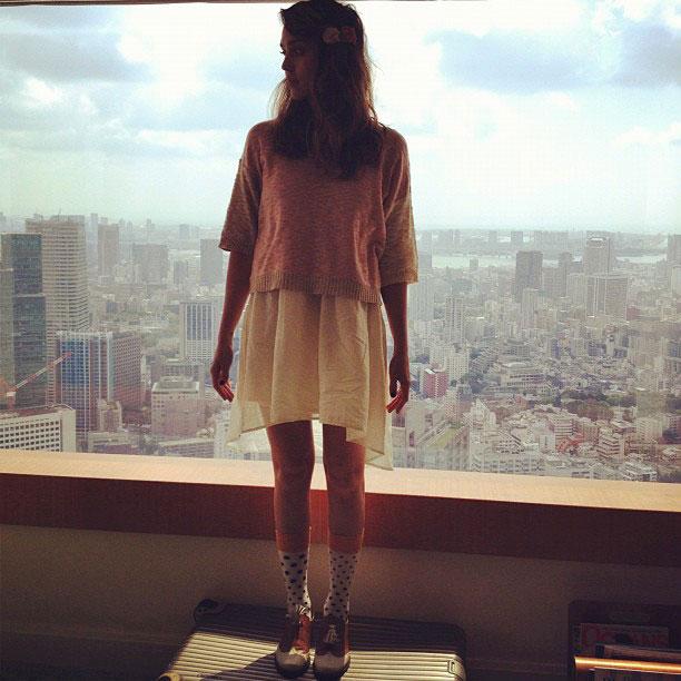 Show Jessica Alba Racconta Su Twitter E Instagram I