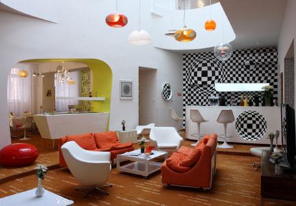 Casa arredamento casa il ritorno dello stile vintage for Arredamento stile anni 70